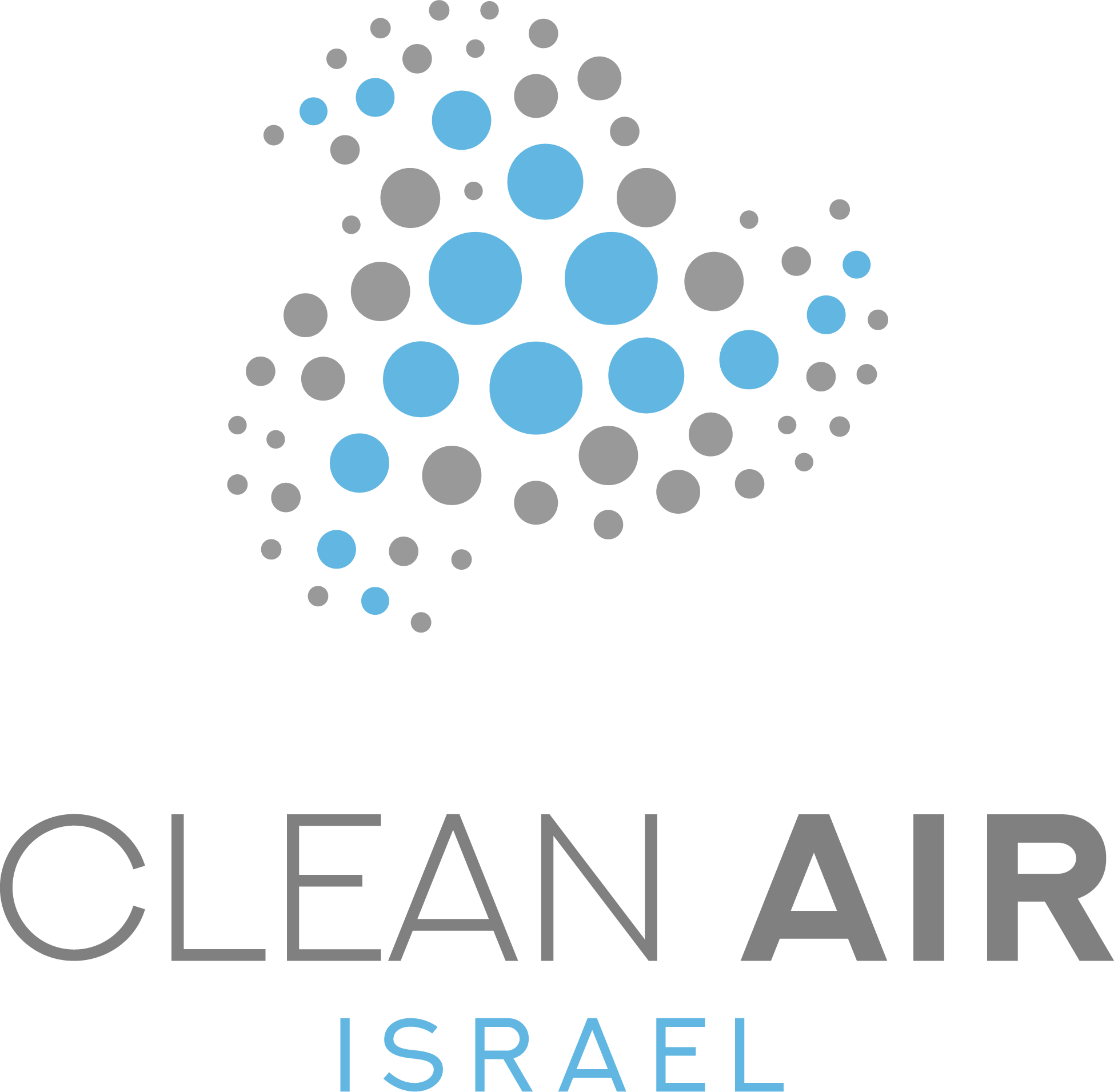 Clean Air Israel logo RGB